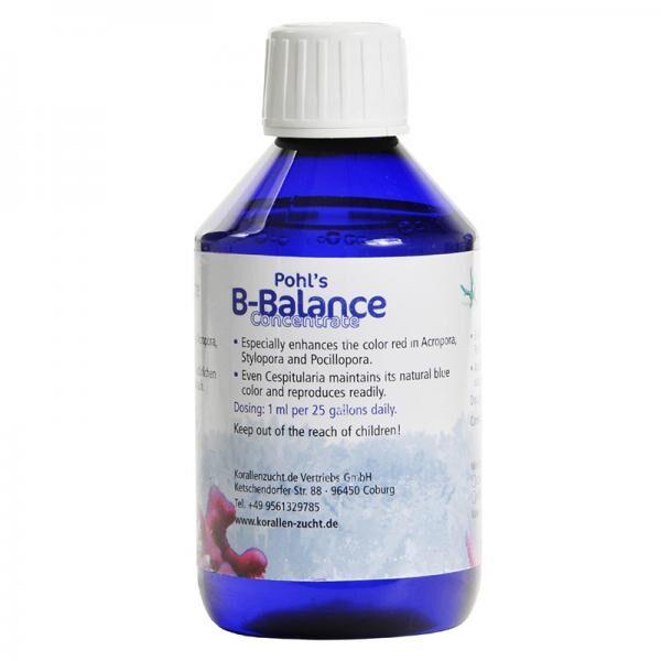 b balce